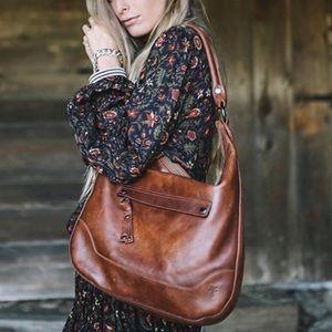 NEW Frye Melissa Large Hobo Bag $388